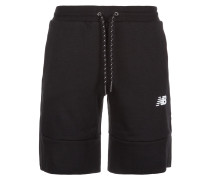 Shorts 'Athletics' schwarz
