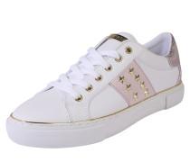 Sneaker 'Gamer5' pink / weiß