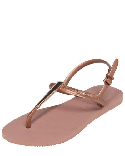 Sandalette 'Freedom' rosa