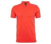 Polo-Shirt 'New Shiny Pique' rot