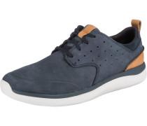 Sneaker 'Garratt Lace' navy / cognac