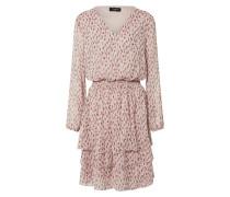 Kleid 'nicoline-V2' beige / rosa
