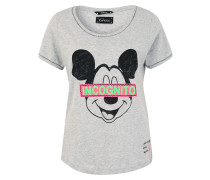 Shirt 'mickey Incognito' grau