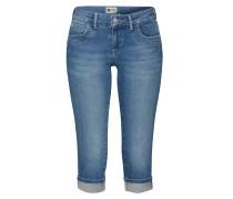 Jeans 'Kamelia' blau