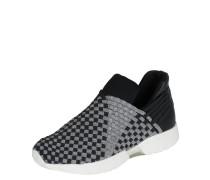 Sneaker 'Razer Pump' grau / schwarz