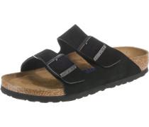 Sandalen 'Arizona Sfb' schwarz