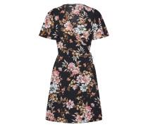Kleider 'vmsasha S/S Short Wrap Dress Exp'