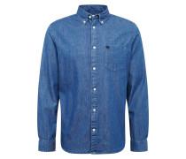 Hemd 'Collect' blue denim