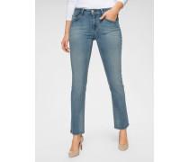 Jeans »Super G« blau