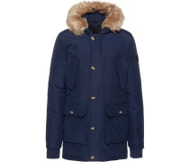 Parka 'Hollow Talk' navy