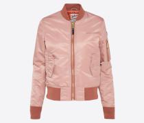 Bomberjacket rosé