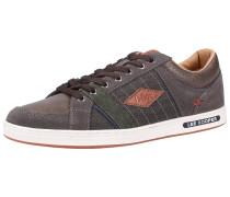 Sneaker grau / taupe