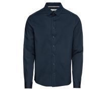 Hemd 'Shirt - Tyler LS' dunkelblau