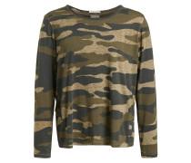 T-Shirt 'anieke Camou' khaki