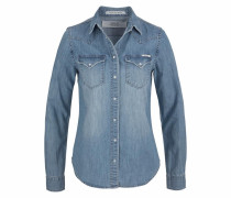 Jeanshemd blue denim