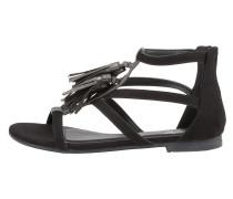 Sandale 'lanessa' schwarz