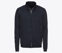 Strickjacke 'Knit - Ram' dunkelblau