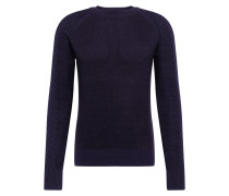 Pullover 'Muzaki r knit l\s' schwarz