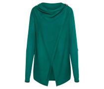 Strickjacke 'Objdeanna' smaragd