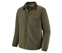 Funktionsjacke 'Isthmus Quilted' khaki
