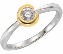 Fingerring gold / silber