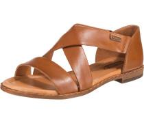 Sandalen 'Algar' braun