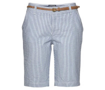 Shorts 'City Shorts' marine / weiß