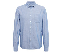 Hemd 'light STR Shirt' indigo