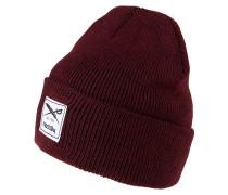 Mütze 'Smurpher Heavy' bordeaux