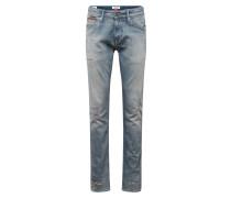 Jeans 'slim Scanton Pultb' blue denim