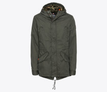 Jacke 'new Rookie Military Parka'