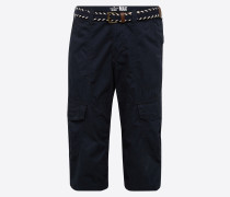 Shorts 'morris' nachtblau