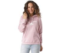Kapuzenpullover 'Möwe' pink