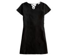 Kleid 'SS Printed Dress' schwarz