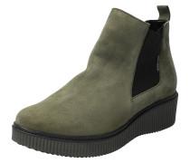 Schuhe 'Emie' grün / khaki / oliv