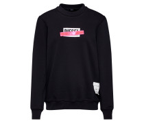 Sweatshirt 'F-Lyany-B' schwarz