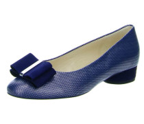 Ballerinas blau