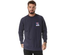 Signal Sweatshirt blau