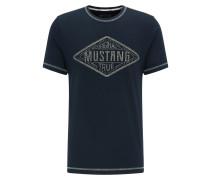 Shirt 'Alex C' dunkelblau