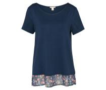 T-Shirt 'Fabric Mix Tee'