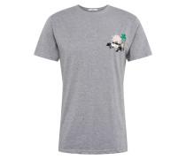 Shirt hellgrau