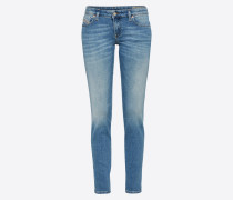 'Gracey' Skinny Jeans '084Vd' blue denim
