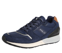Sneaker Low 'train 100' indigo