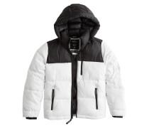 Jacke 'xm19-Hw Puffer Hood White 1Cc'