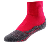 'tk2 short cool' Wandersocken neonpink