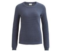 Pullover 'Vichassa' taubenblau