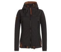 Jacket 'Jugo Booooossss II schwarz