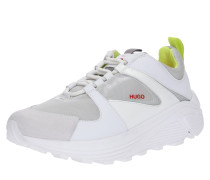 Sneaker 'Horizon_Runn_PVC' grau / weiß