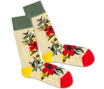 Socken 'Dry Flower'