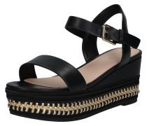 Sandalen 'mauma' schwarz